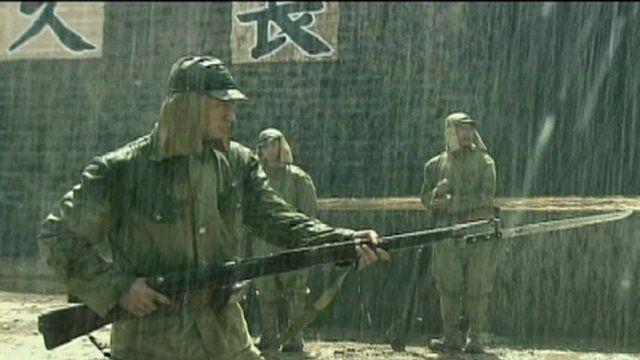 Scene from Chinese drama