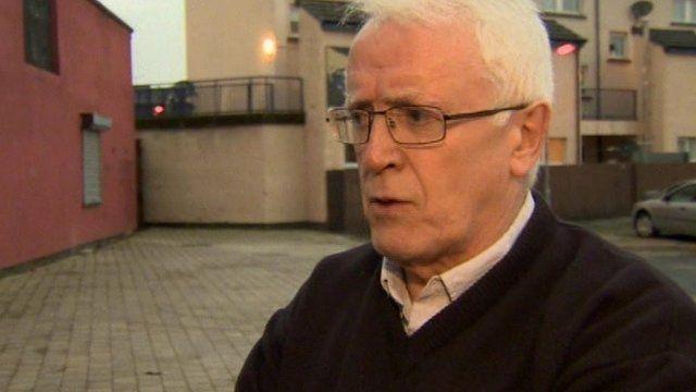 "John Kelly said George Hamilton had ""no right"" to stop the investigation"