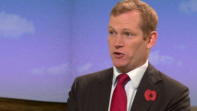 Jeremy Browne MP