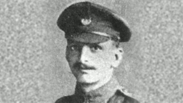Sgt Laurence Calvert