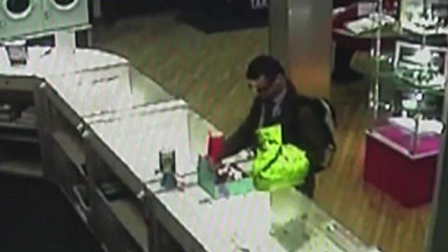 Christopher McNeil was caught on CCTV stealing a Royal British Legion poppy collection tin from Argos in Derby