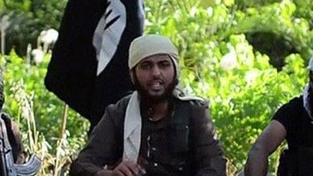 Nasser Muthana in IS propaganda video