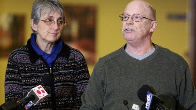 Paula and Ed Kassig