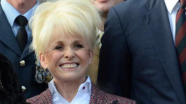 Barbara Windsor MBE