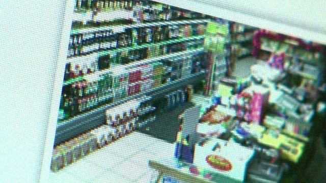 Still from Russian website of webcam footage