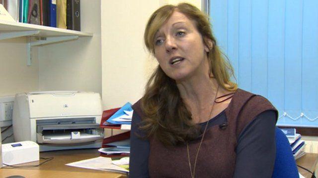 Dr Mair Parry