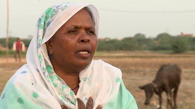 Activist Ghausia Khan