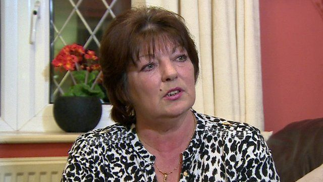 BNP councillor Cathy Duffy