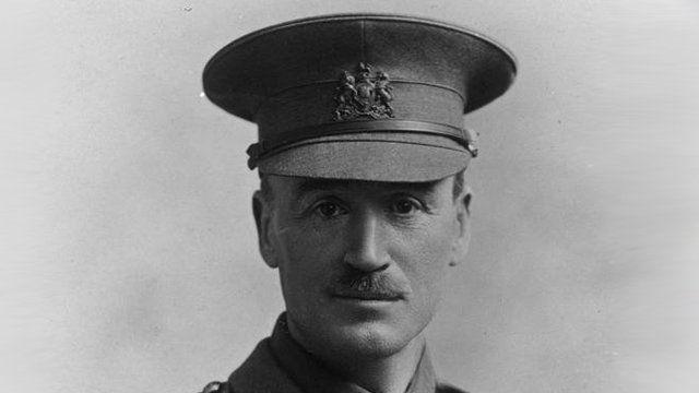Lieutenant Colonel J H Patterson