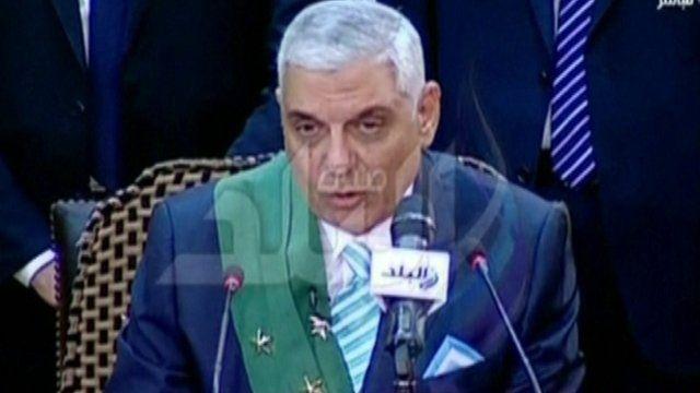 Judge Mahmoud Kamel al-Rashidi