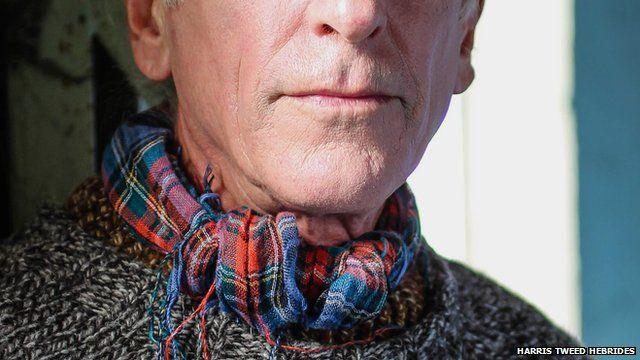 Harris Tweed smart fabric