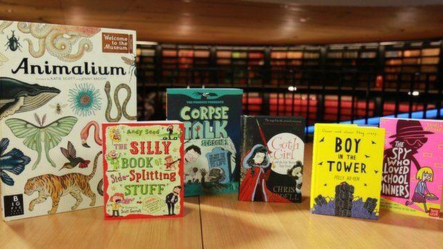 Blue Peter Book Awards shortlist