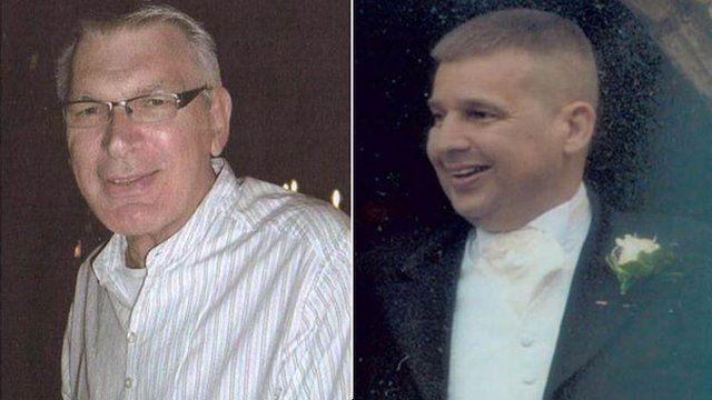 Robert Stuart, 67, and Darren Hughes, 42, died after receiving kidney transplants