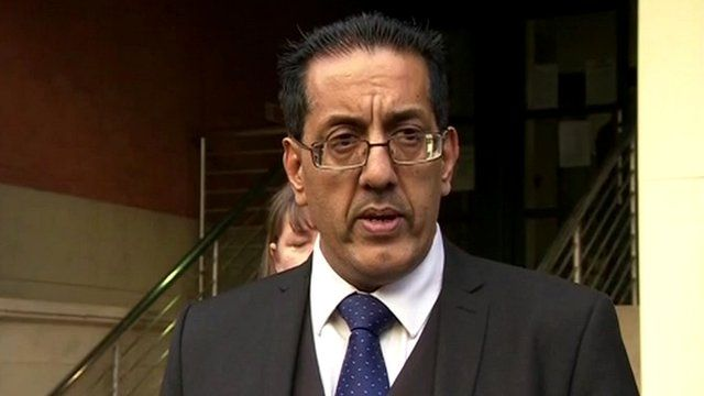 Chief Prosecutor for the North West, Nazir Afzal