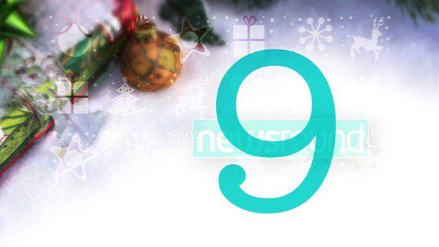 Day 9 Advent calendar