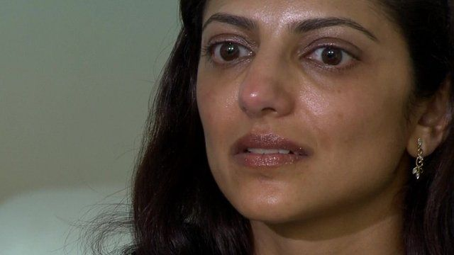 Ami Denborg, sister of Anni Dewani who was murdered on her honeymoon in South Africa