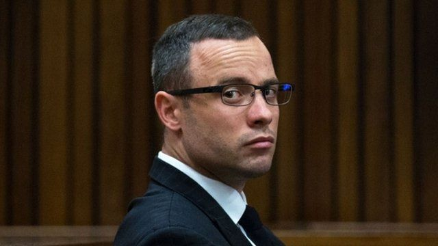 File picture of Oscar Pistorius in court dated on May 13, 2014