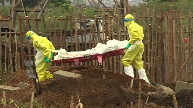More than 6,000 people have died from Ebola