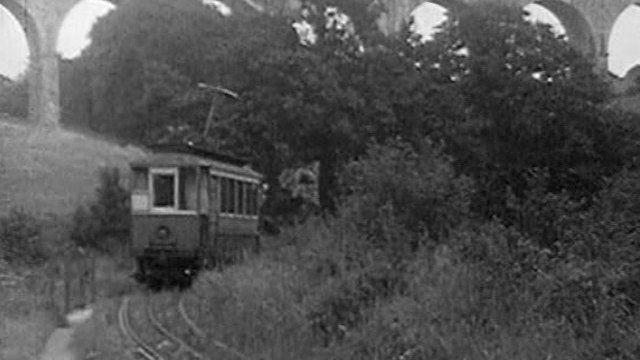 Tram archive