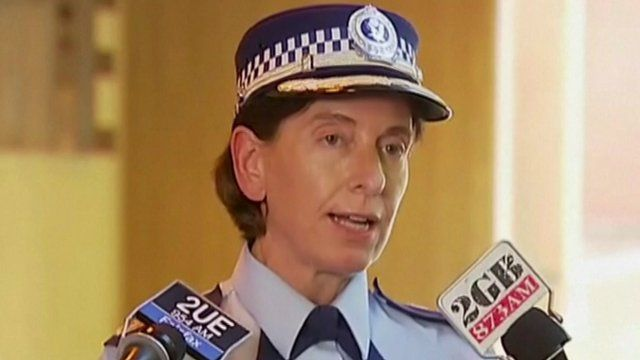 New South Wales Police Deputy Commissioner Catherine Burn