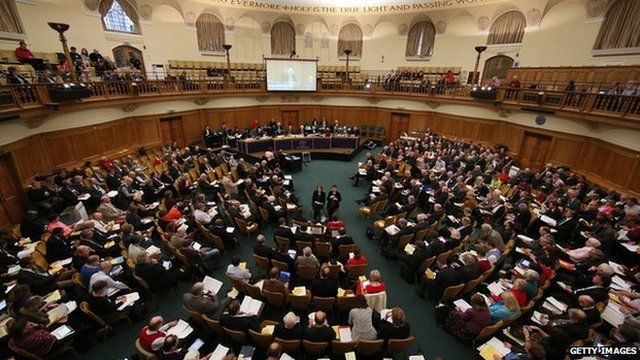 General Synod gathers to vote on women bishops on 17 November 2014