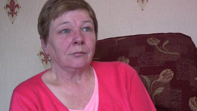 Darren's mother Kathleen said she found the sentencing hard to come to terms with
