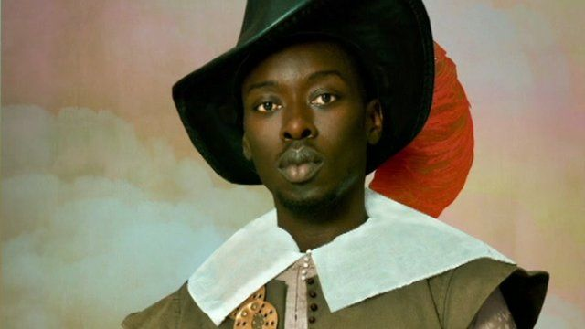 Portrait by Omar Victor Diop