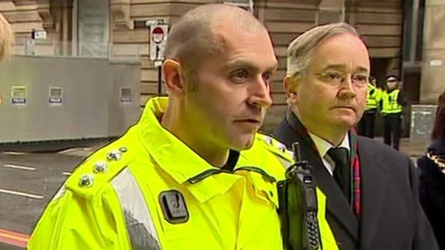 Chief Inspector Mark Sutherland