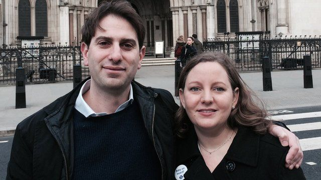 Rebecca Steinfeld and Charles Keidan want civil partnerships to be  available to straight couples - Clive Coleman reports