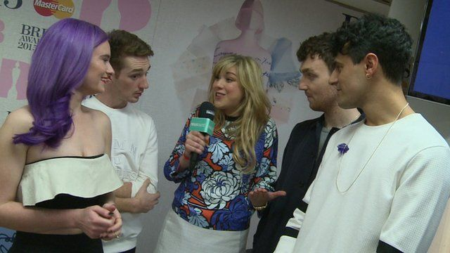 Jenny and Clean Bandit