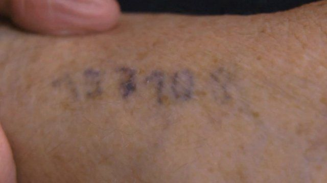 The number the Nazis tattooed on Freddie Knoller when he was registered at Auschwitz