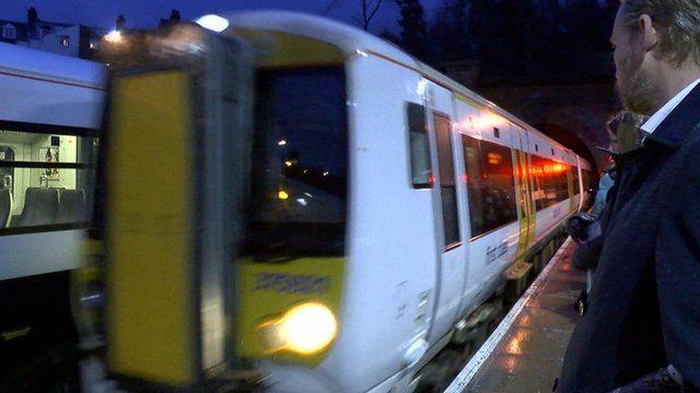Rail company faces delays 'pressure'