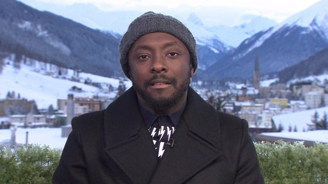 Musician and producer Will.i.am