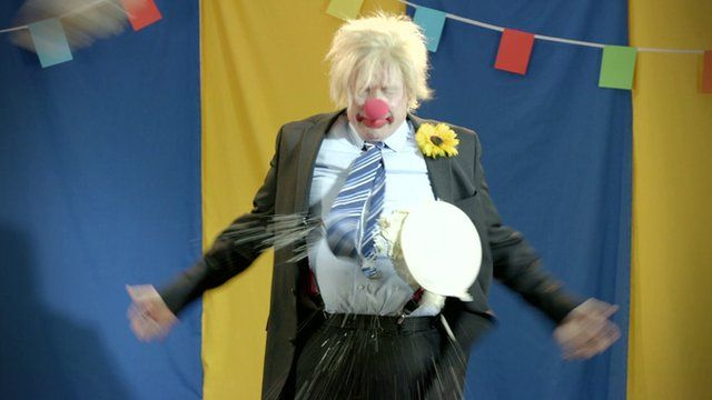 Rory Bremner as Boris Johnson