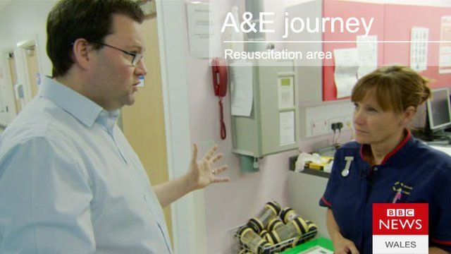 Resuscitation area