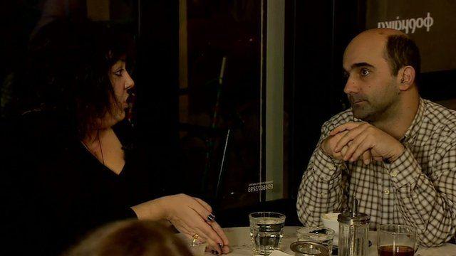Greeks discuss Syriza's victory