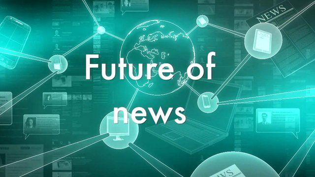 Future of News graphic