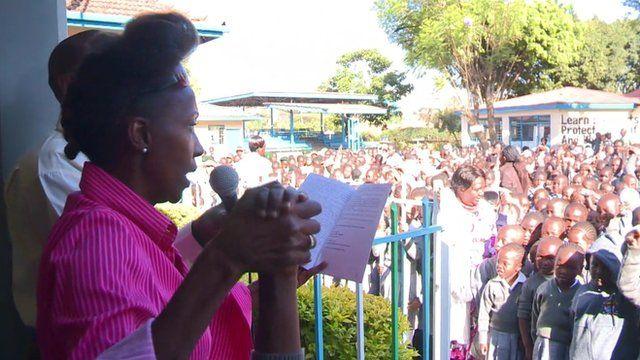 Author Muthoni Muchemi