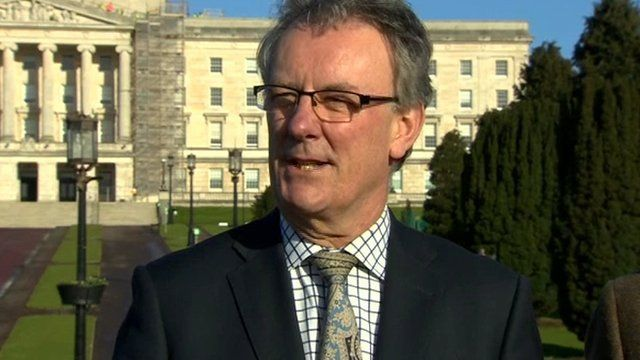 "Mike Nesbitt said the agreement will ""unravel"" if people use the process to renegotiate"