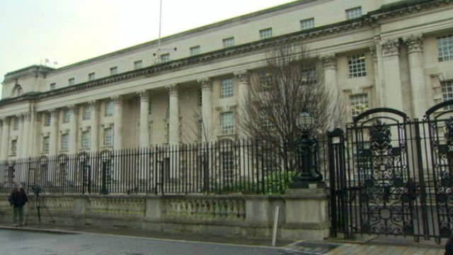 The commission's application was granted at the High Court in Belfast, as Louise Cullen reports