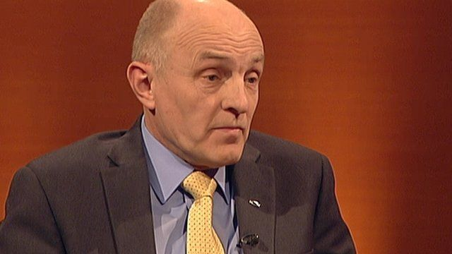 Dr Michael Wardlow from the Equality Commission has criticised the bill