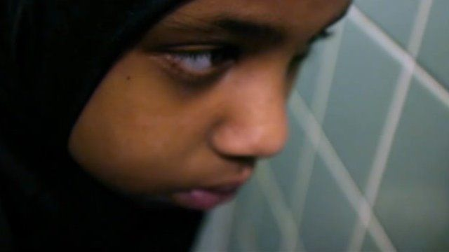 Image taken from educational film about FGM