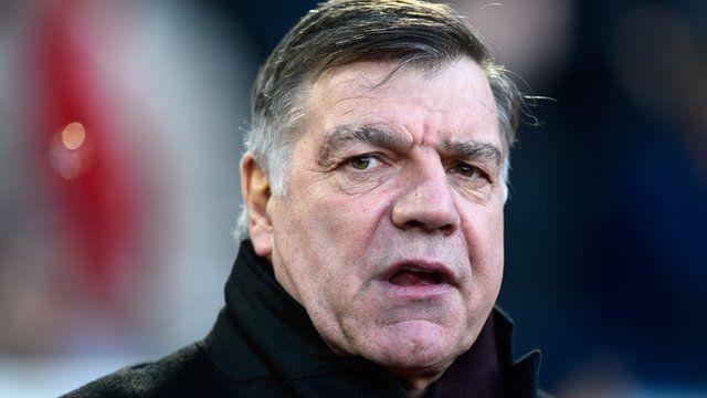 West Ham manager Sam Allardyce salutes 'fantastic' Hammers