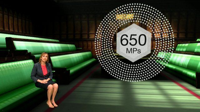 Vicki Young in virtual House of Commons