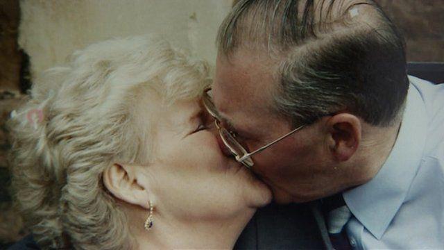 Phyllis and Brian Whitburn
