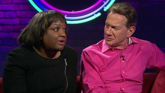 Diane Abbott and Michael Portillo on This Week