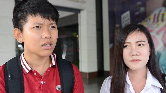 Thai teens