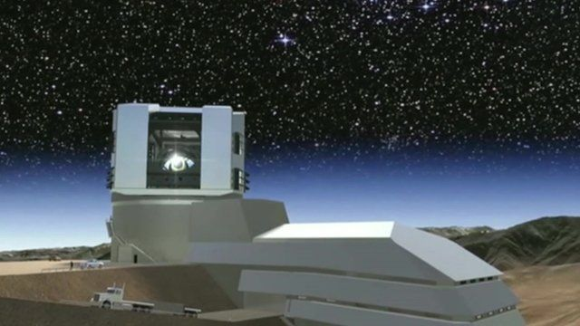 """Telescope to discover """"Dark Energy"""" in the universe"""
