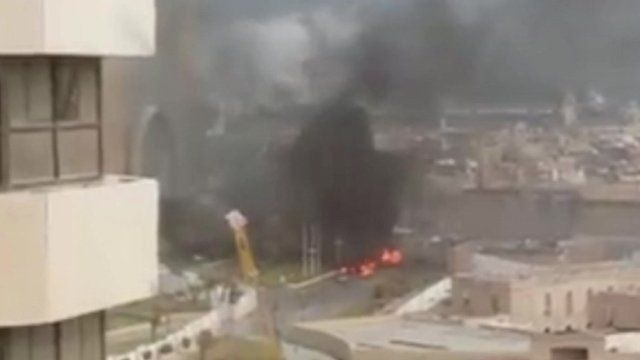 IS claimed responsibility for the attack on a hotel in Tripoli