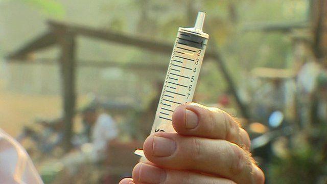 New Syringe